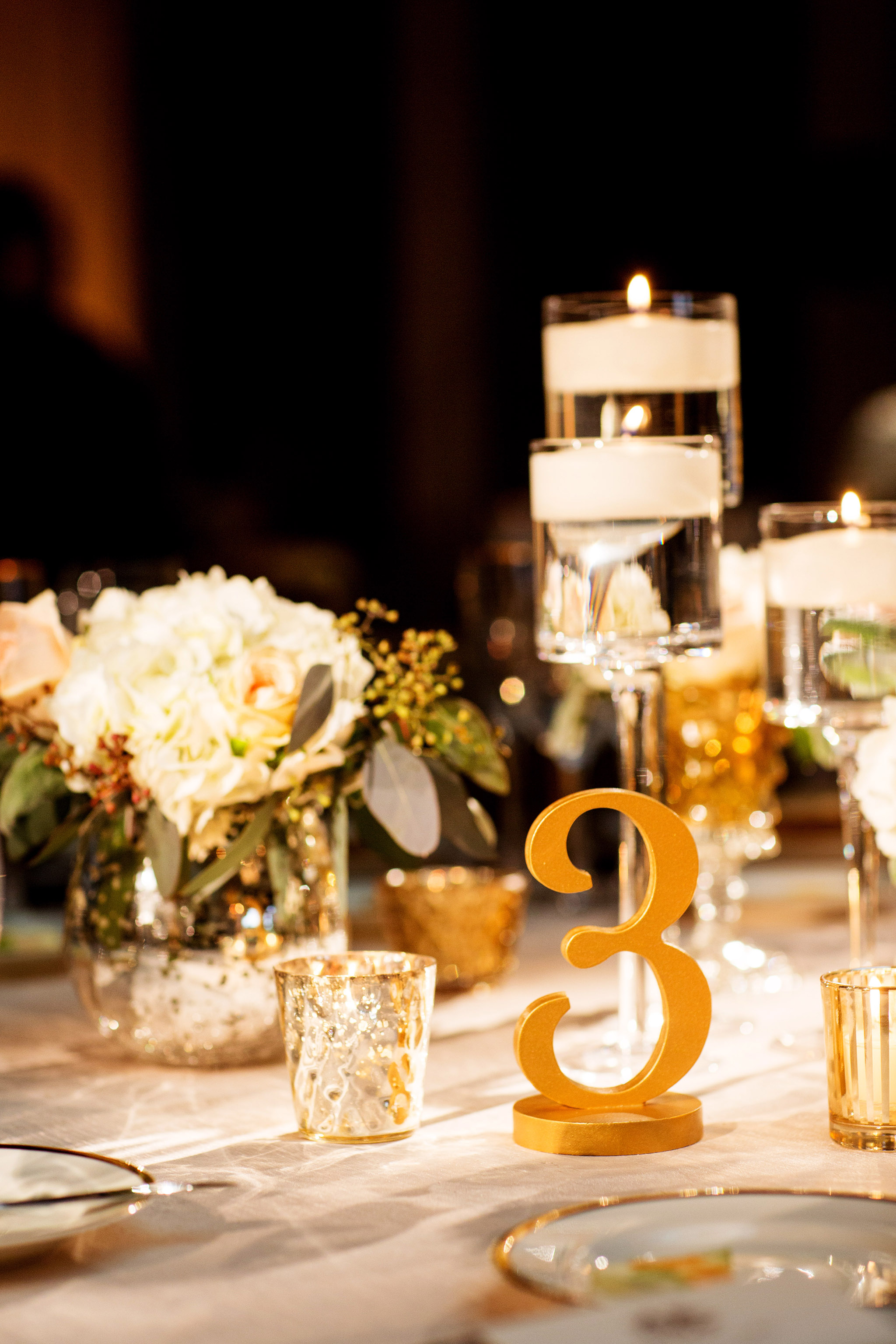 Photography: Olivia Leigh Productions | Florist: Flora Chicago | Rentals: M&M Special Events, Nimble Well, and Tablescapes