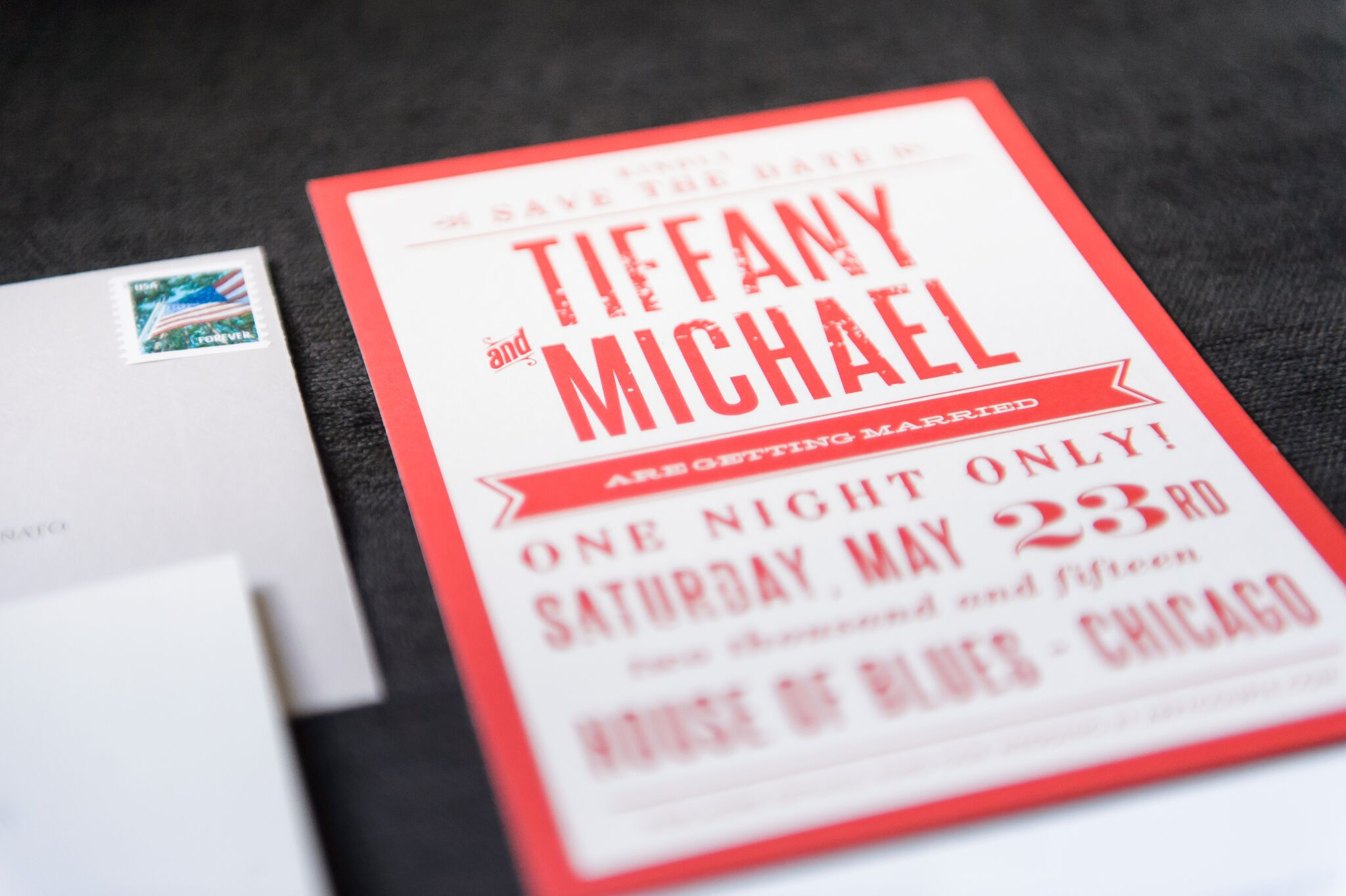 Invitations: Minted | Photography: Avery House
