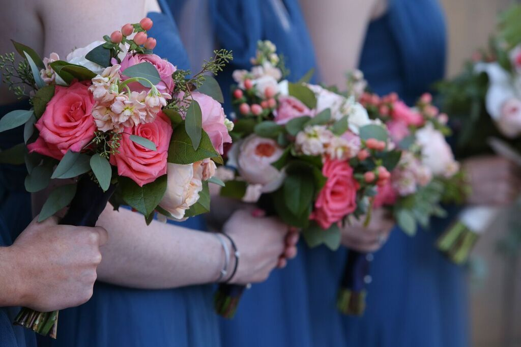 Color Palette Ideas for a Spring Wedding