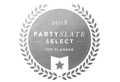 2018 Party Slate Select Top Planner