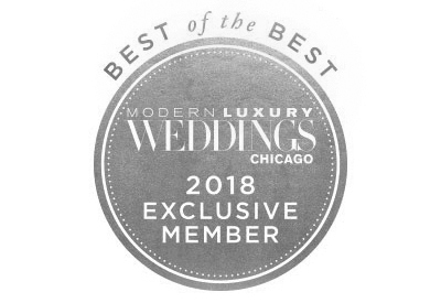 Modern Luxury Weddings 2018 Exclusive Member